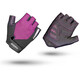 GripGrab ProGel Short Cycling Gloves Women Purple
